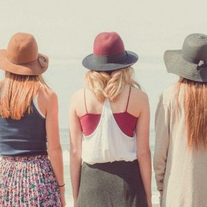 A perfect girls getaway starts with ideal female travel companions