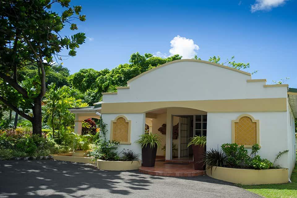 Blue Horizons Garden Resort in Grenada