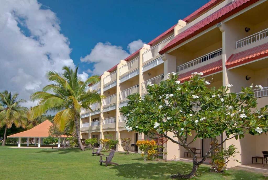 Radisson Hotel in Grenada