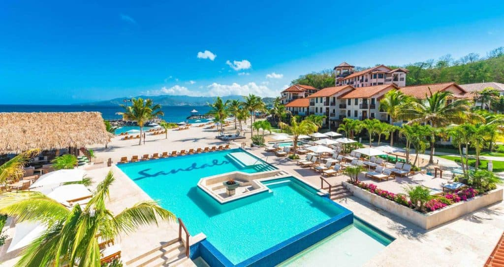 Sandals Resort in Grenada