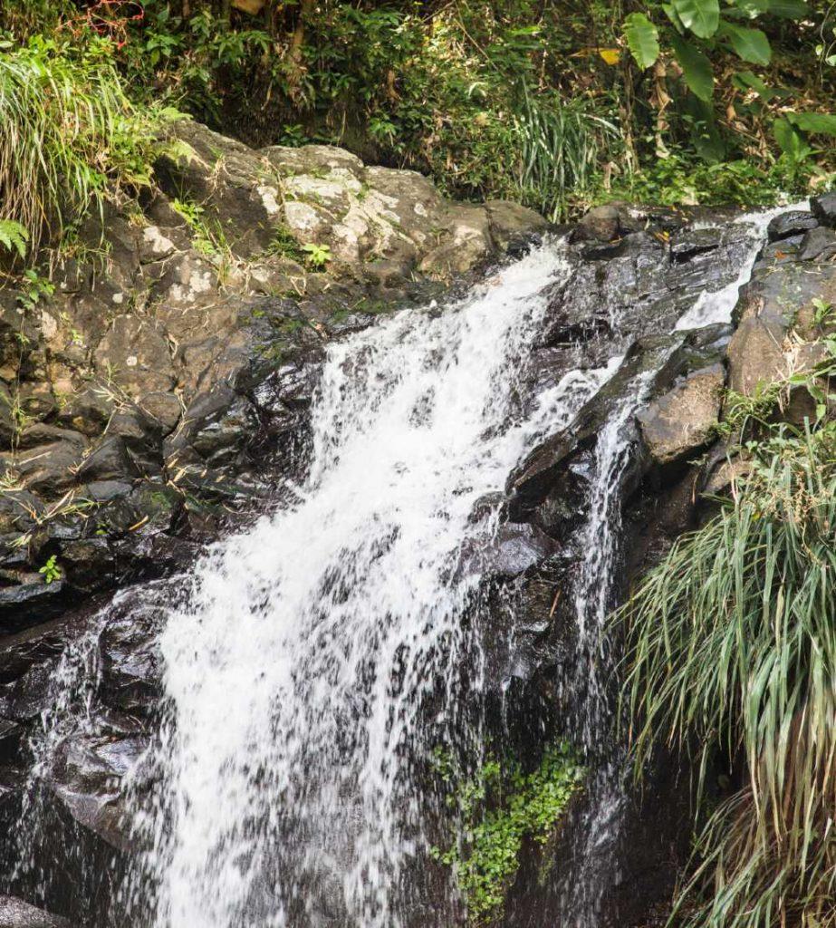 Annandale Waterfall in Grenada
