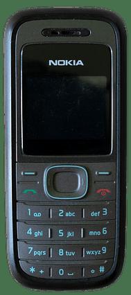 The butler phone, an old school Nokia
