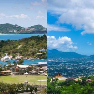 Grenada vs. Jamaica: The Vacation Destination Showdown