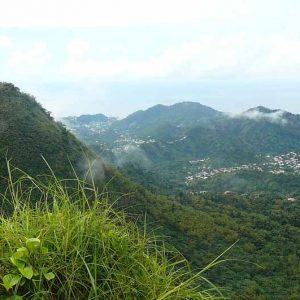 Grenada's Amazing Mountains & Volcanoes (Includes Map)