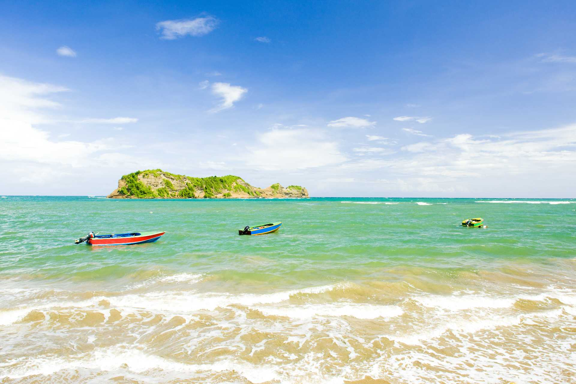 Grenville Bay in Grenada